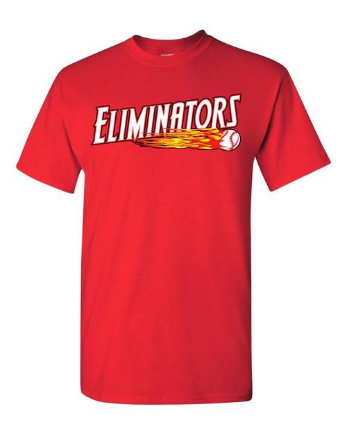 Eliminators Red T-Shirt