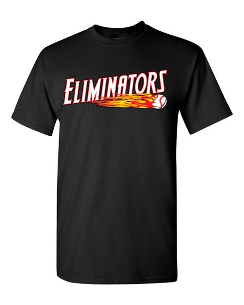 Eliminators Black T-Shirt