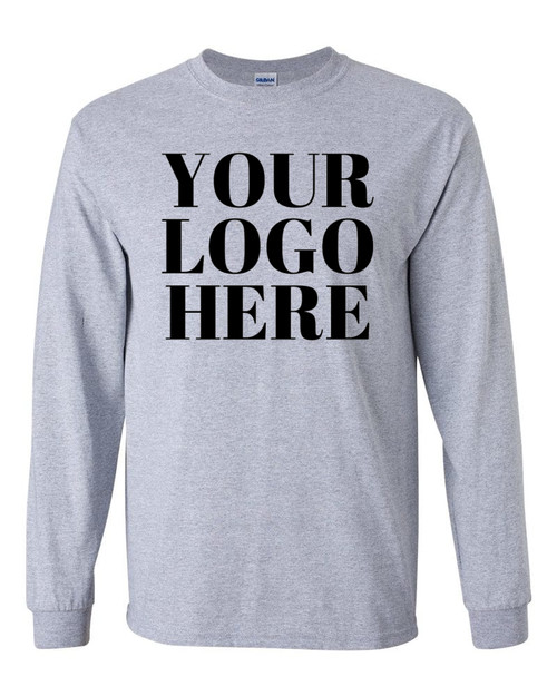 Adult Cotton Long Sleeve