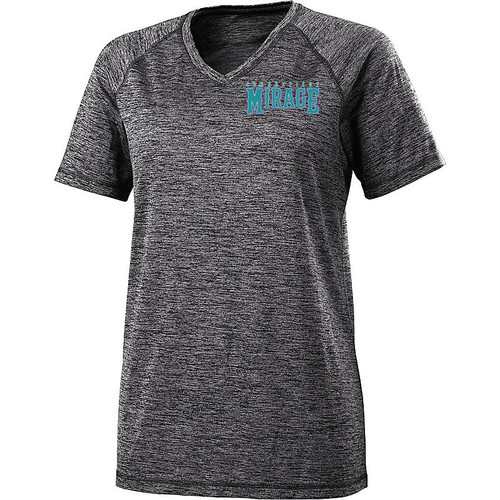 Mirage Softball Moisture Management V-Neck