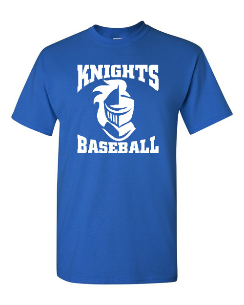 Knights BB Poly/Cotton Short Sleeve