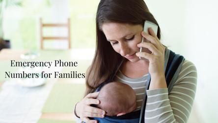 Australian Emergency Numbers You Should Keep Next To Your Phone for Families