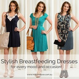 Why We Love Breastfeeding Dresses (And You Should, Too!)