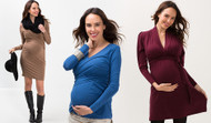 Winter Maternity Clothes to Keep You & Your Bump Warm This Season