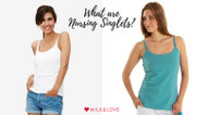 What are Breastfeeding Singlets and which ones are best?