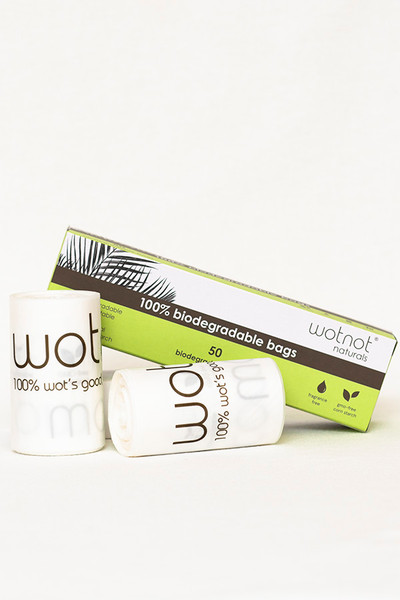 Biodegradable Nappy Bags by WotNot