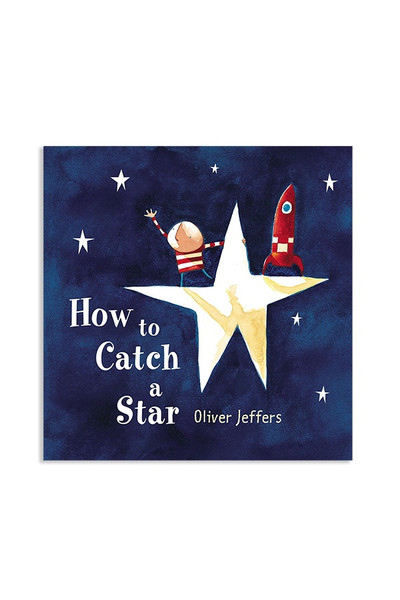 How to Catch a Star Baby Board Book