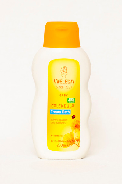 Calendula Cream Baby Bath by Weleda 200ml