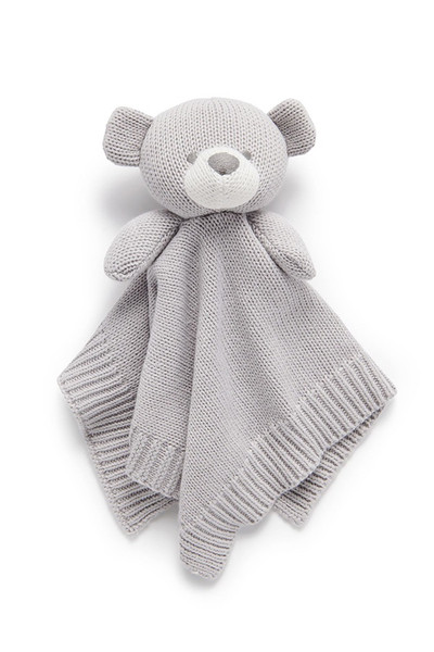 Baby Bear Comforter - Pure Organic Cotton