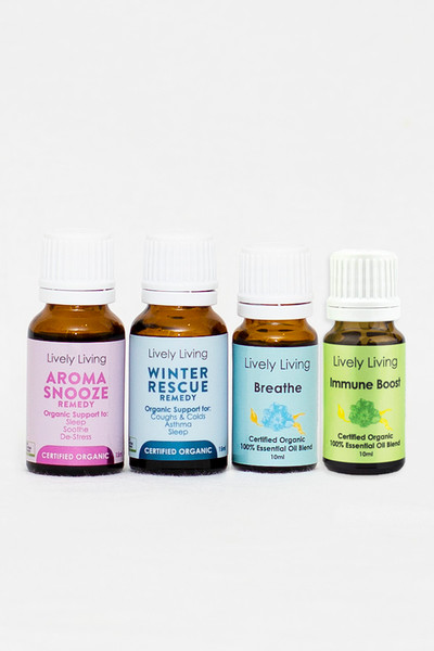 Winter Essential Oils Value Bundle