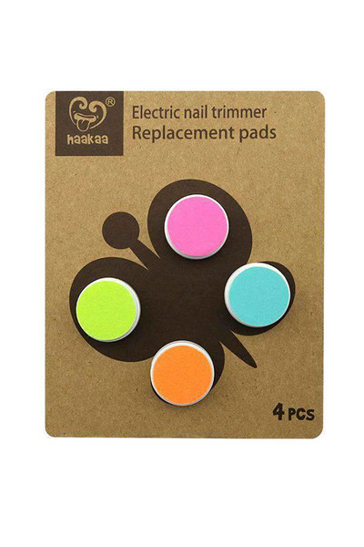 Haakaa Nail Trimmer Pads - Replacement Set of 4