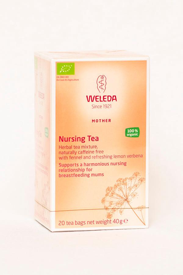 Nursing Tea for Breastfeeding Mums by Weleda