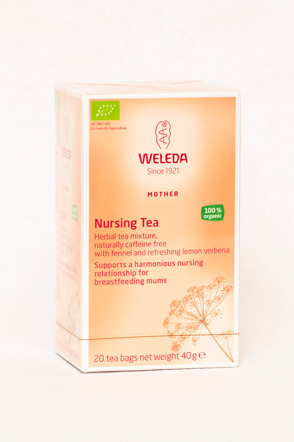 Nursing Tea for Breastfeeding Mums by Weleda