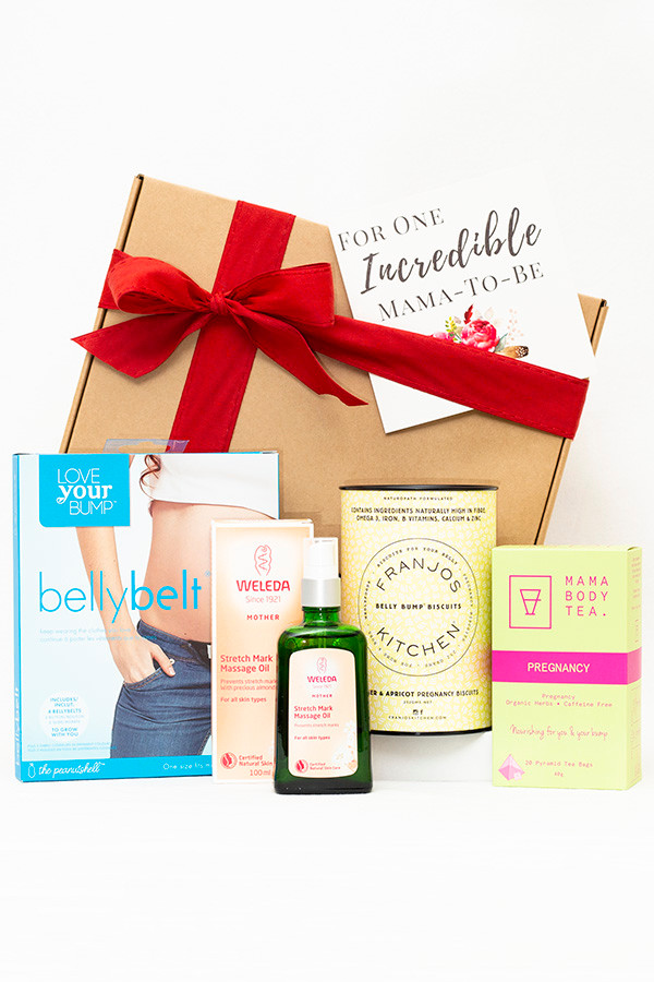 Second Trimester Pregnancy Gift Box - Essentials for a growing bump!