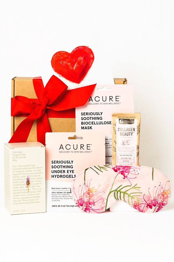 Gift Box for her - Spa Indulge at Home