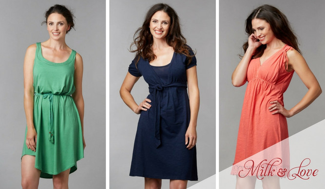 Best Breastfeeding Dresses Under $100 - Easy