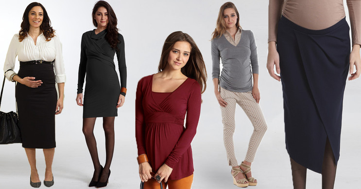 f49e7c1805203 Corporate Maternity Wear - new range now online for stylish and comfortable work  clothes you can