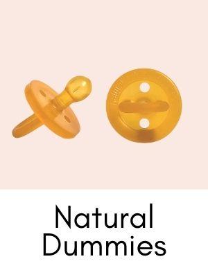 Natural Rubber Dummies