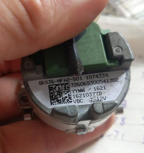 SICK Encoder  SKS36-HFA2-S01