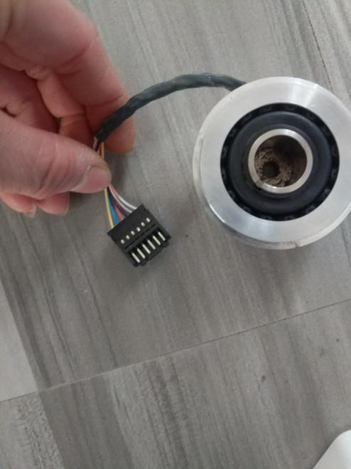 Siemens encoder through hole V23401-T2009-B202