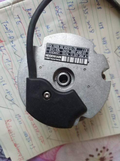 HEIDENHAIN encoder EQI 1329 32 62S12-78 ID 393 489-01
