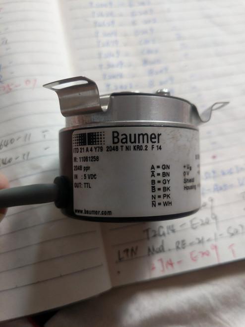 Baumer Thalheim ITD 11061258