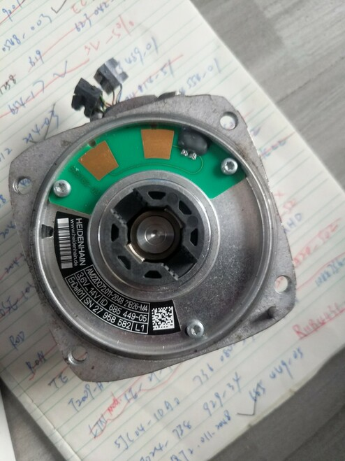 Siemens encoder AM22DQ72.011-2048 ID 685 449-05