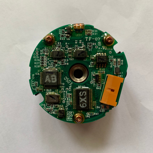 YASKAWA encoder UTSIH-B17CK // Programmed for SERVOMOTOR SGMGH-1EDCA61