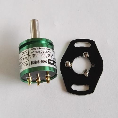 Magnetic Sensitivity 0-5V Output 0-360 degrees Hall Angle Sensor P3022-V1-CW360