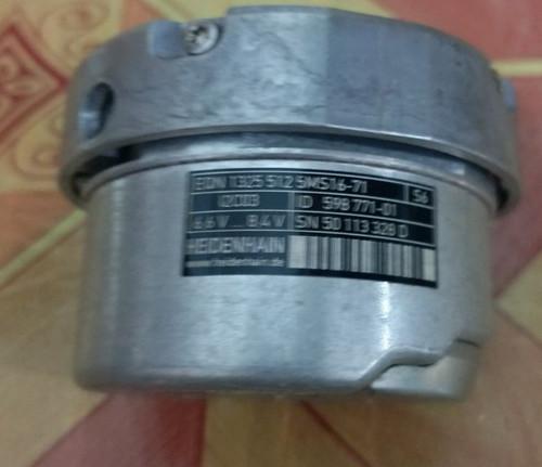 HEIDENHAIN encoder EQN 1325 5125MS16-71 ID 598 771-01 EQN 1325-A-M-0512