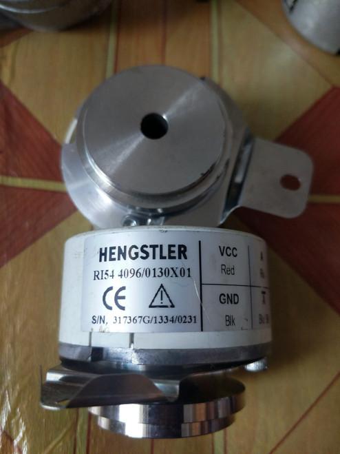 HENGSTLER  Encoder RI54 4096/X130×02 S/N.280059G/129