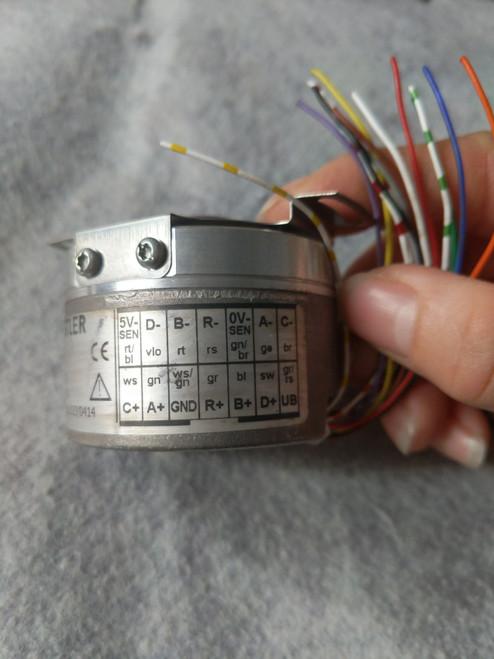 HENGSTLER  Encoder  0 548 042 S21-2048.042