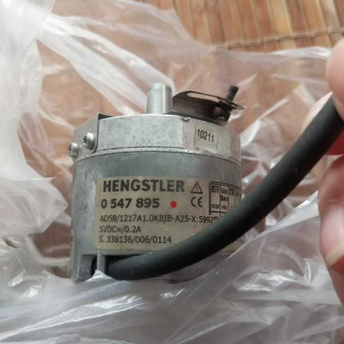 HENGSTLER  Encoder  0 547 895 AD58/1217A1