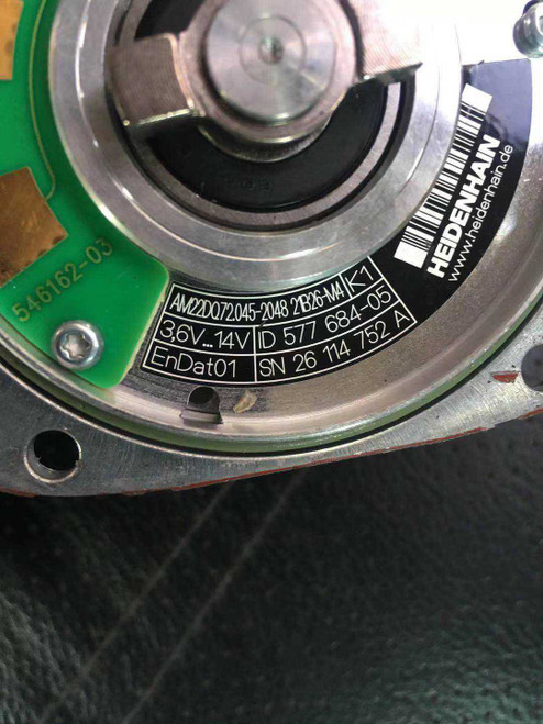 Siemens encoder AM22DQ72.045-2048 ID 577 684-05