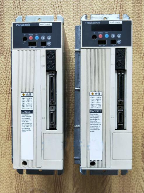 Panasonic AC SERVO DRIVE MHDA103A1A