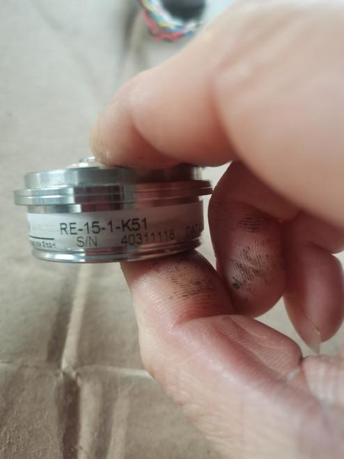 LTN RESOLVER encoder LTN RE-15-1-K51