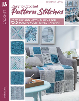 eBook 63 Easy to Crochet Pattern Stitches