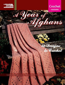 eBook A Year of Afghans Book 1