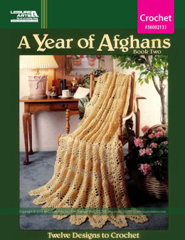 eBook A Year of Afghans Book 2