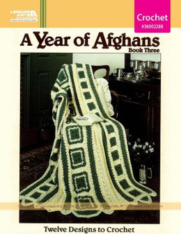 eBook A Year of Afghans Book 3
