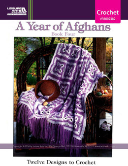 eBook A Year of Afghans Book 4