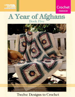 eBook A Year of Afghans Book 5