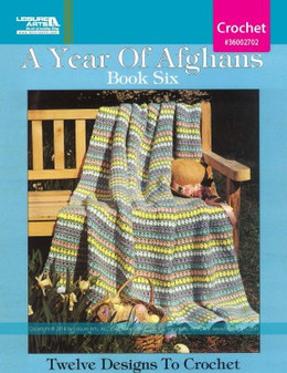 eBook A Year of Afghans Book 6