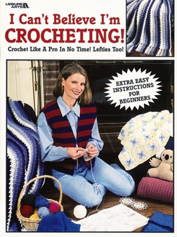 eBook I Can't Believe I'm Crocheting