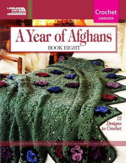 eBook A Year of Afghans Book 8