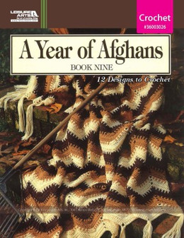 eBook A Year of Afghans Book 9