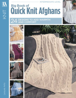 eBook Big Book of Quick Knit Afghans