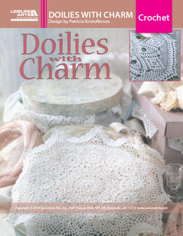 eBook Doilies with Charm