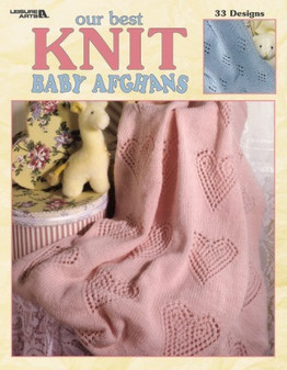 eBook Our Best Knit Baby Afghans