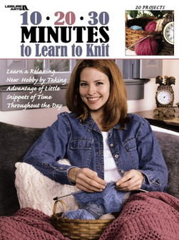 eBook  10-20-30 Minutes to Learn to Knit